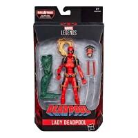 Marvel Legends 2018 Deadpool Serie Actionfigur: Lady...