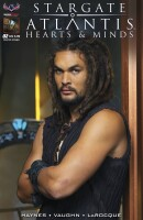 Stargate Atlantis Hearts & Minds 2 (Photo Cover)...