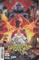Amazing Spider-Man 10 (Vol. 5) Uncanny X-Men Variant