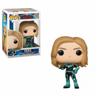 Captain Marvel Movie POP! PVC-Sammelfigur - Vers (427)