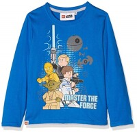 LEGO Star Wars Kinder Langarm-Shirt - Master the Force...