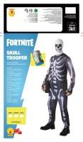Fortnite Erwachsenenkostüm Skull Trooper...