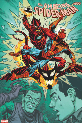 Amazing Spider-Man 800 (Vol. 1) Ron Frenz Variant