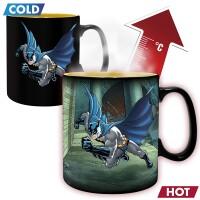 Batman Keramiktasse - Batman vs. Joker Heat Change (460 ml)