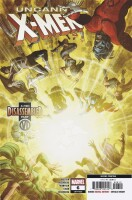 Uncanny X-Men 6 (Vol. 5) 2nd Printing