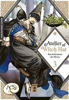 Atelier of Witch Hat 3 (Kamome Shirahama)