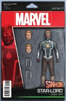 Starlord 1 (Vol. 2) John Tyler Christopher Action Figure...