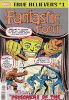True Believers: Fantastic Four Puppet Master