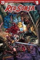 Red Sonja 0 (Vol. 4)