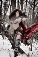 Red Sonja 6 (Vol. 4) Virgin Cosplay Variant (Cover F) 1:10