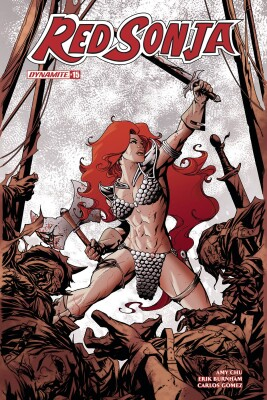 Red Sonja 15 (Vol. 4) Cover A