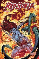 Red Sonja 18 (Vol. 4) Cover E (John Royle Subscription...