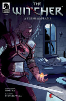 Witcher of Flesh and Flame 1 (of 4)
