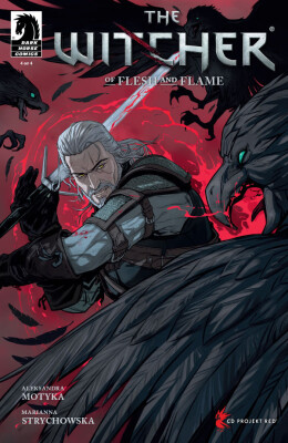 Witcher of Flesh and Flame 4 (of 4)