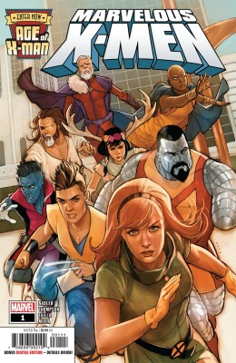 Age of X-Man - Marvelous X-Men 1 (of 5)