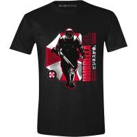 Resident Evil T-Shirt - Japanese Umbrella Logo (schwarz)