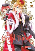 Royal Tutor, the Band 7 (Higasa Akai)