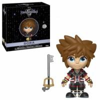 Kingdom Hearts 5 Star Actionfigur: Sora (8 cm)
