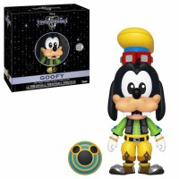 Kingdom Hearts 5 Star Actionfigur: Goofy (8 cm)
