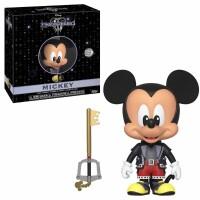 Kingdom Hearts 5 Star Actionfigur: Mickey (8 cm)