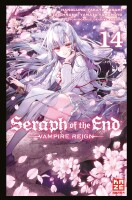 Seraph of the End Band 14 - Vampire Reign (Kagami,...