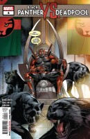 Black Panther vs. Deadpool 4 (of 5)