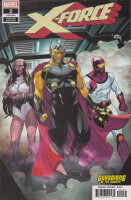 X-Force 2 (Vol. 5) Emanuela Lupacchino Guardians of the...