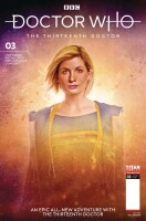 Doctor Who 13th Doctor 3 Cover B (Will Brooks)