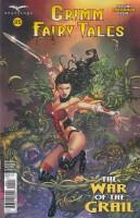 Grimm Fairy Tales 25 Cover B (Vol. 2) Harvey Tolibao