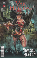 Van Helsing Sword of Heaven 4 (of 6) Cover A (Igor Vitorino)