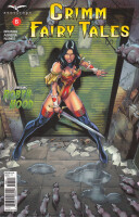 Grimm Fairy Tales 6 (Vol. 2) Cover A