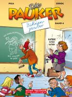Die Pauker Band 4 Bühnenzauber (Erroc; Pica)