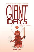 Giant Days 5 Wenn sich die Tür schließt...