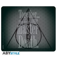 Harry Potter Mousepad: Deathly Hallows