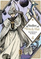 Atelier of Witch Hat 4 (Kamome Shirahama)