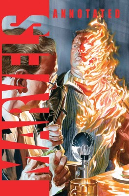 Marvels Annotated 1 (of 4) Alex Ross