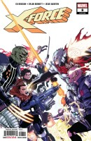 X-Force 8 (Vol. 5)