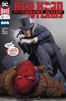 Red Hood and the Outlaws 22 (Vol. 2)