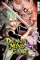Demon Mind Game Band 2 (David Füleki)