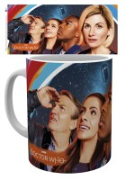 Doctor Who Keramiktasse - Painting 13th Doctor (320 ml)