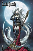 Lady Death Apocalyptic Abyss 1 (of 2) Skythe Variant...