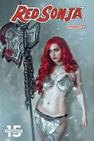 Red Sonja 1 (Vol. 5) Cover E (Cosplay Photo Cover)