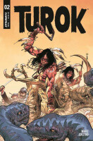 Turok 2 Cover A (Bart Sears)