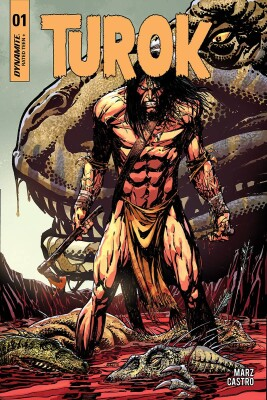 Turok 1 Cover A (Bart Sears)