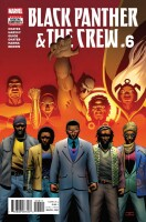 Black Panther and the Crew 6 (Vol. 1)
