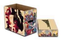 Marvel Comic Box (kurz) Spider-Man Web Warriors