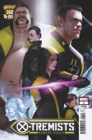 Age of X-Man - X-Tremists 1 (of 5) Variant Cover (In-Hyuk...