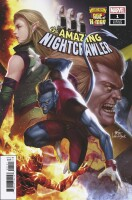 Age of X-Man - Amazing Nightcrawler 1 (of 5) Variant...