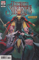 Doctor Strange 10 (Vol. 5) LGY #400 Guarians of the...