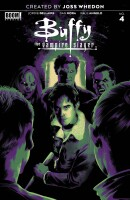 Buffy the Vampire Slayer 4 Cover A (Matthew Taylor)